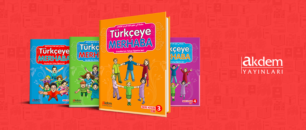 Türkçeye Merhaba Seti